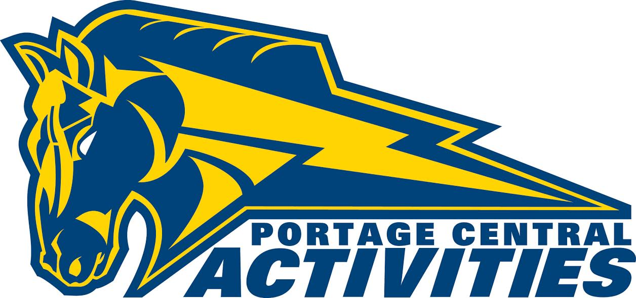 Logo for Portage Central High School Box Office